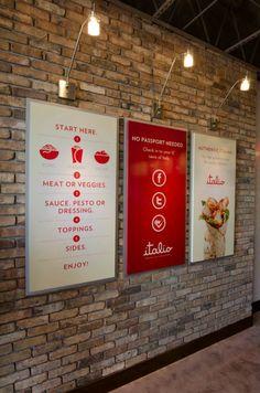 Tää olis Stellalle hyvä idea. Että esim somejuttu olis kivasti tehty tauluksi seinälle. Tai vaikka menu. 1 A3 tulostus ei paljon maksa, mutta makeella tyylillä tulis hieno niiden seinälle ja elävyttä raflaan.
