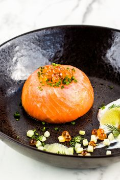 Galton Blackiston serves up a stunning smoked salmon mousse recipe, which is incredibly simple to make in a Vitamix.