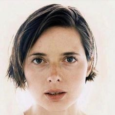 Is this what mine will look like lol Isabella Rossellini Isabella Rossellini, Ingrid Bergman, Pure Beauty, Classic Beauty, Swedish Actresses, Italian Actress, No Photoshop, Iconic Women, Cut And Style