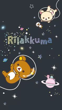 17 melhores ideias sobre Rilakkuma Wallpaper no Pinterest