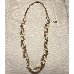 Gorgeous Long Ann Taylor Loft Beaded Necklace This is a beautiful necklace! It is long and would be a great addition to any look! Love! New with tags! Retails for $40 LOFT Jewelry Necklaces