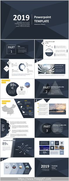 This is a simple style PowerPoint template, the main tone is dark blue and white, color harmony, visual effect is. Powerpoint Design Templates, Powerpoint Template Free, Ppt Design, Business Plan Ppt, Business Powerpoint Templates, Power Points, Powerpoint Free, Powerpoint Presentations, Presentation Layout