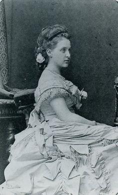 Grand Duchess Olga, Queen of Greece
