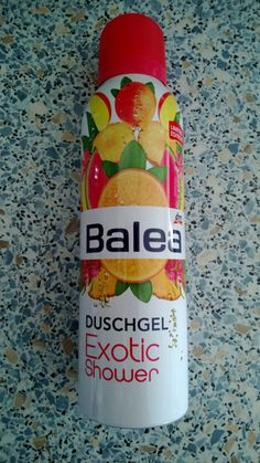 Balea Duschgel Exotic Shower