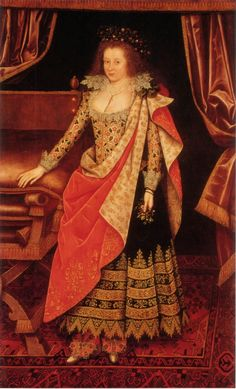Lady Frances Howard, Countess of Somerset. Needs attribution Probably early 17th century