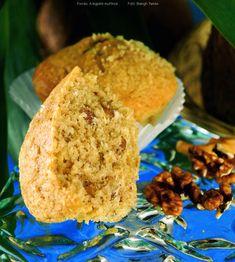 Kókuszos, kávés, diós muffin – Receptletöltés Muffin, Bread, Dios, Brot, Muffins, Baking, Breads, Cupcakes, Buns