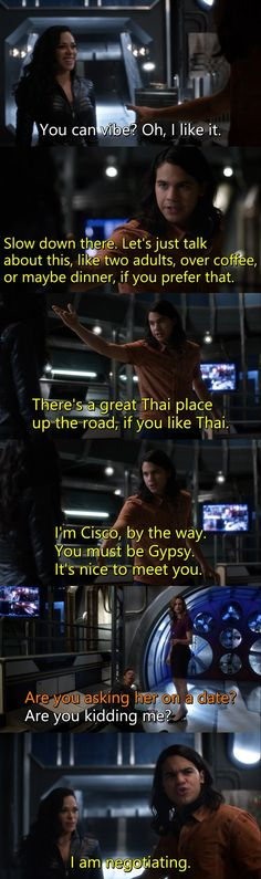 "#TheFlash 3x11 ""Dead or Alive"""