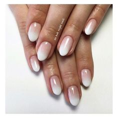 Apply the concept of french manicure—white tips with a nude base—to the ongoing ombre trend. For best results, apply the two polishes on a makeup sponge and continuously dab onto the nail. Finish with a topcoat.