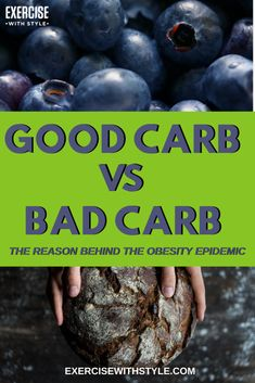 The Western world is dangerously overweight due to food abundance, particularly from processed carbs and sugar! Discover what are the good carbs for a healthy mind and what bad carbs do to the body. Understanding the differences will help you with weight loss and stay healthy all year round. #weightloss #carbs #fitness  #diet #health