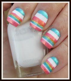 Cute stripes!!