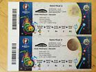 #Ticket  2 Tickets Halbfinale Deutschland  Frankreich/Island  Kat. 1 #Ostereich