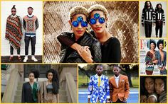 Double Vision: Meet the Pairs of Twins Who Are Revolutionizing African Fashion (PHOTOS)�|�Chayet Chi�nin