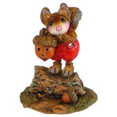 Wee Forest Folk Reinderr...Rudy M549 NIB