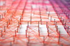 thread installation | Gabriel Dawe