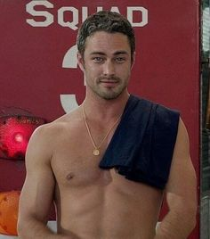 """Taylor Kinney """"Chicago's on Fire"""" Beautiful Men Faces, Gorgeous Men, Good Girl, Taylor Kinney Shirtless, Lady Gaga, Taylor Kinney Chicago Fire, Lancaster, Hottest Male Celebrities, Celebs"""
