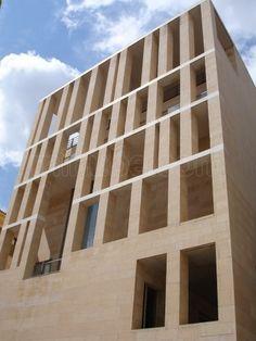 Ayuntamiento Murcia, Spain. Arq. Rafael Moneo #NuevaArquitecturadelCampodeGibraltar