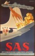 Old Danish company posters