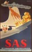 Old Danish company posters
