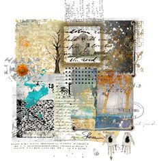 coming home #collage #art