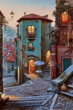 Barrio, Italy