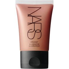 NARS Women's Illuminator ($30) ❤ liked on Polyvore featuring beauty products, makeup, beauty, fillers, cosmetics, pink fillers, peach, phrase, colorless and quotes