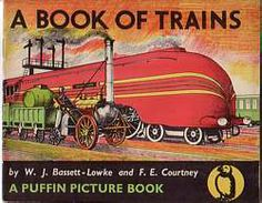 Puffin Picture Books: A Book of Trains. In 1939, Noel Carrington met Allen Lane, founder of Penguin Books, and put to him an idea for a series of children's non-fiction picture books. The idea behind the books was that they would be useful, beautiful and accessible. The Puffin Picture Book series was launched in 1940 and ran until 1960.