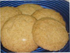 Advocare Mandarin Orange Spark Cookies!