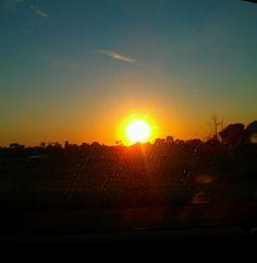 Beautiful Southern California Sunset!