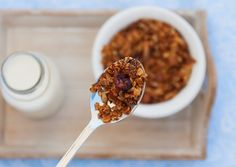 Cozinha Fresh: A granola preferida cá da casa