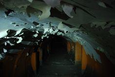 The main corridor