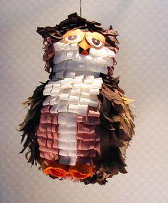 Owl Piñata :)
