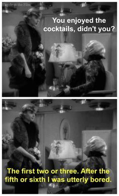 The Princess Comes Across: Alison Skipworth and Carole Lombard