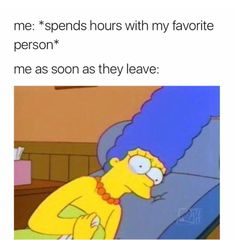20 The Simpsons Funny Humor Memes. Love You Meme, Cute Love Memes, Great Memes, Funny Relatable Memes, Funny Quotes, Funny Humor, Funny Stuff, Memes Amor, Memes Lindos