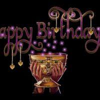 happy birthday gif animado - Buscar con Google
