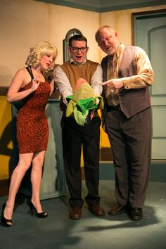 As the dog days of summer needlessly drag on in Houston, enveloping the city in oppressive heat, Michael J. Little Shop Of Horrors Costume, Roger Corman, Michael J, Musical Theatre, Costume Design, Dog Days, Musicals, Broadway, Poses
