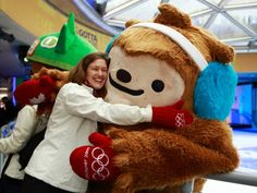 Vancouver 2010 Mascots   Olympic Photo