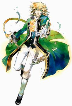 Jack Vessalius - Pandora Hearts,Anime