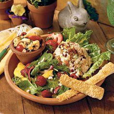 Honey Chicken Salad - Fresh