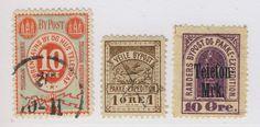 in Stamps, Europe, Denmark & Faroe Islands
