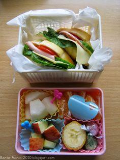 Bento-Mania.....verrückt nach der japanischen Lunch Box: Bento