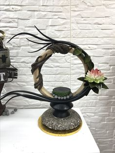 Chocolate Showpiece for whole cake