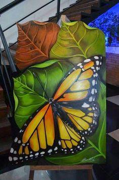 Os quadros com tema de natureza, podem ser feitos sob medida. ... Acrylic Art, Acrylic Painting Canvas, Canvas Art, Painting Art, Butterfly Painting, Butterfly Art, Butterflies, Tropical Art, Art Drawings Sketches