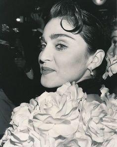 Madonna at the Tony Awards, 1988.