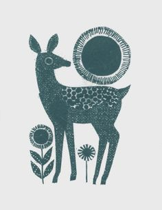 Jane Ormes(incorporating pattern into illustration)