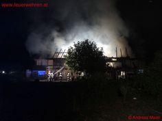 Wirtschaftsgebäudebrand in Zirknitz #feuerwehr #firefighters #fire #austria