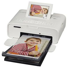 Canon SELPHY CP1300 Compact Photo Printer - White #PhotoPrinter