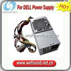 64.00$  Buy here - http://alizk5.worldwells.pw/go.php?t=32535449342 - 100% working desktop power supply For Dell 6MVJH 390 790 990 DT D250ED-00,Fully tested. 64.00$