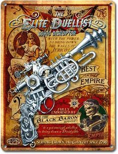 Steampunk Posters on Pinterest   Steampunk, Posters and Dragon Con