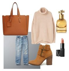 """Autumn"" by grizabella on Polyvore featuring moda, Abercrombie & Fitch, MANGO, Steve Madden, Violeta by Mango i Bottega Veneta"