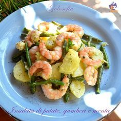 Here you can find a collection of Italian food to date to eat Light Recipes, Wine Recipes, Salad Recipes, Cooking Recipes, Healthy Recipe Videos, Healthy Recipes, Low Carb Brasil, Mint Salad, Cold Dishes